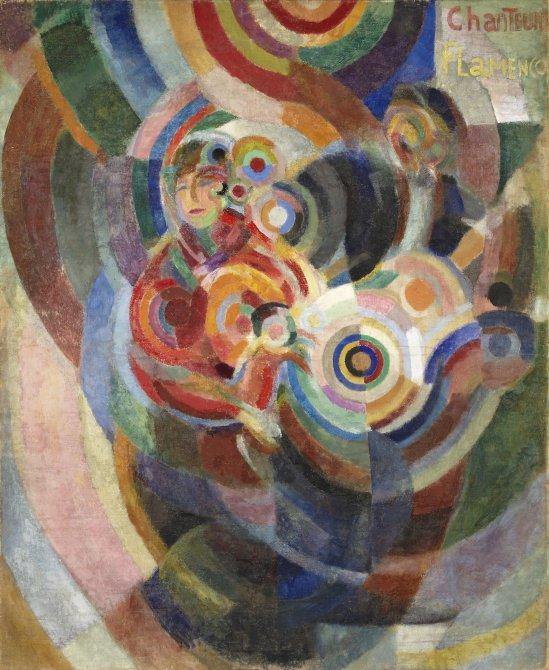 3.Gran flamenco (1915-1916)