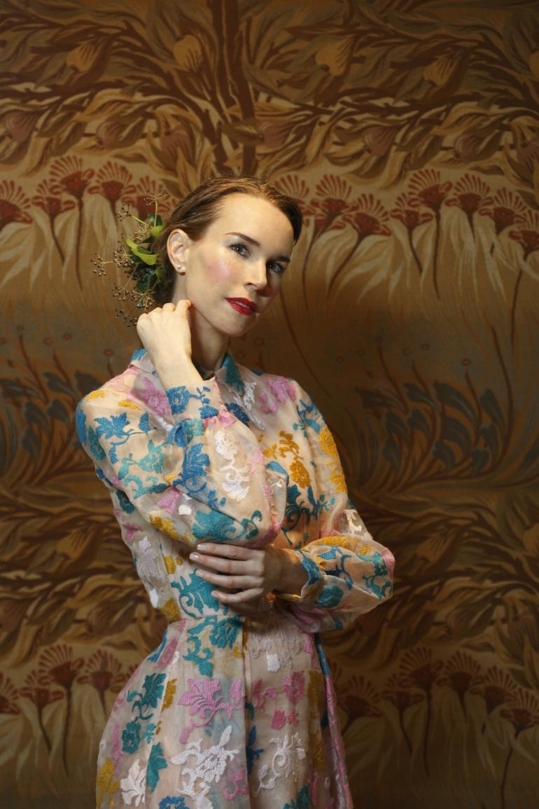 Carolina Verd William Morris Arts&Crafts