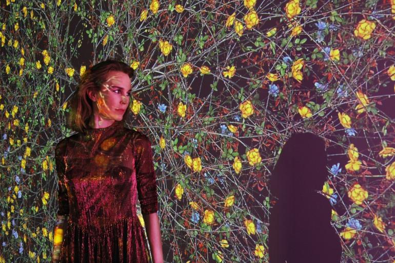 3 Naturaleza digital Jennifer Steinkamp Carolina Verd