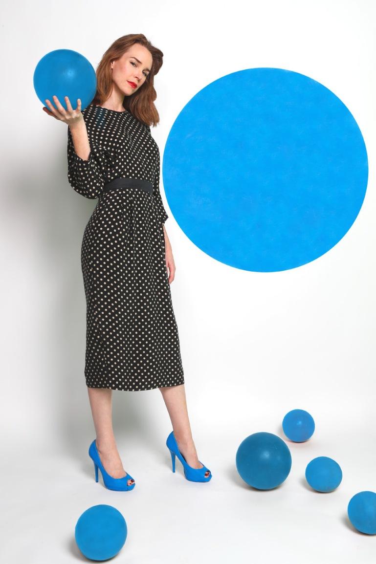Carolina Verd Lichtenstein azul